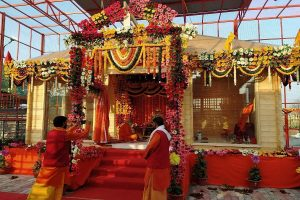 Ayodhya all decked-up