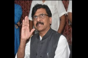 'Let's have faith in Mumbai Police, they are doing good job': Sanjay Raut on Sushant Singh Rajput's case