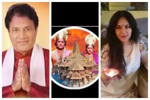 Ram Mandir Bhumi Pujan: Ramayan's 'Ram-Sita' Arun Govil, Dipika Chikhlia react to D-Day