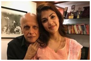 Rhea Chakraborty messaged Mahesh Bhatt on June 8 after leaving Sushant Singh Rajput's home