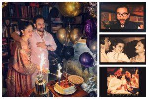Watch | Kareena Kapoor gives special 50th birthday gift to Saif Ali Khan