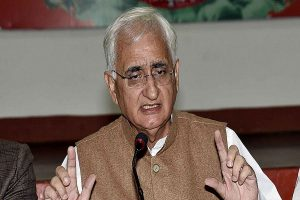 'Can't see heavens falling for need of party chief': Congress leader Salman Khurshid
