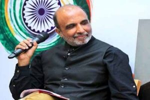 'BJP stooge diverting attention from Facebook controversy': Congress' reaction on Sanjay Jha's claim