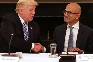 Microsoft to continue with TikTok deal after Nadela-Trump talks