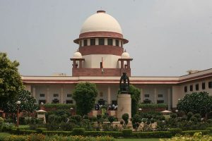Work on setting up of Delhi 'smog tower' has begun, SC told