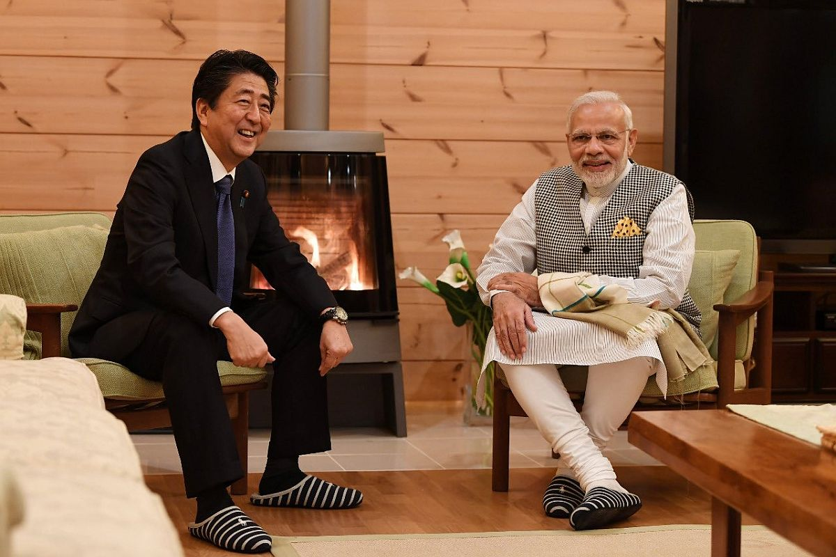 India, Japan Agree on Reciprocal Provision of Military Supplies, Services