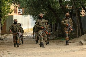 One soldier, terrorist killed during encounter in J-K's Pulwama: Police