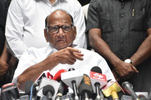 'Not even storm in tea cup': Sena on Sharad Pawar rebuking grand-nephew who asked for CBI probe in Sushant Singh Rajput case