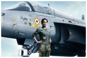 Tejas: Kangana Ranaut drops new poster, film to go on floors in December