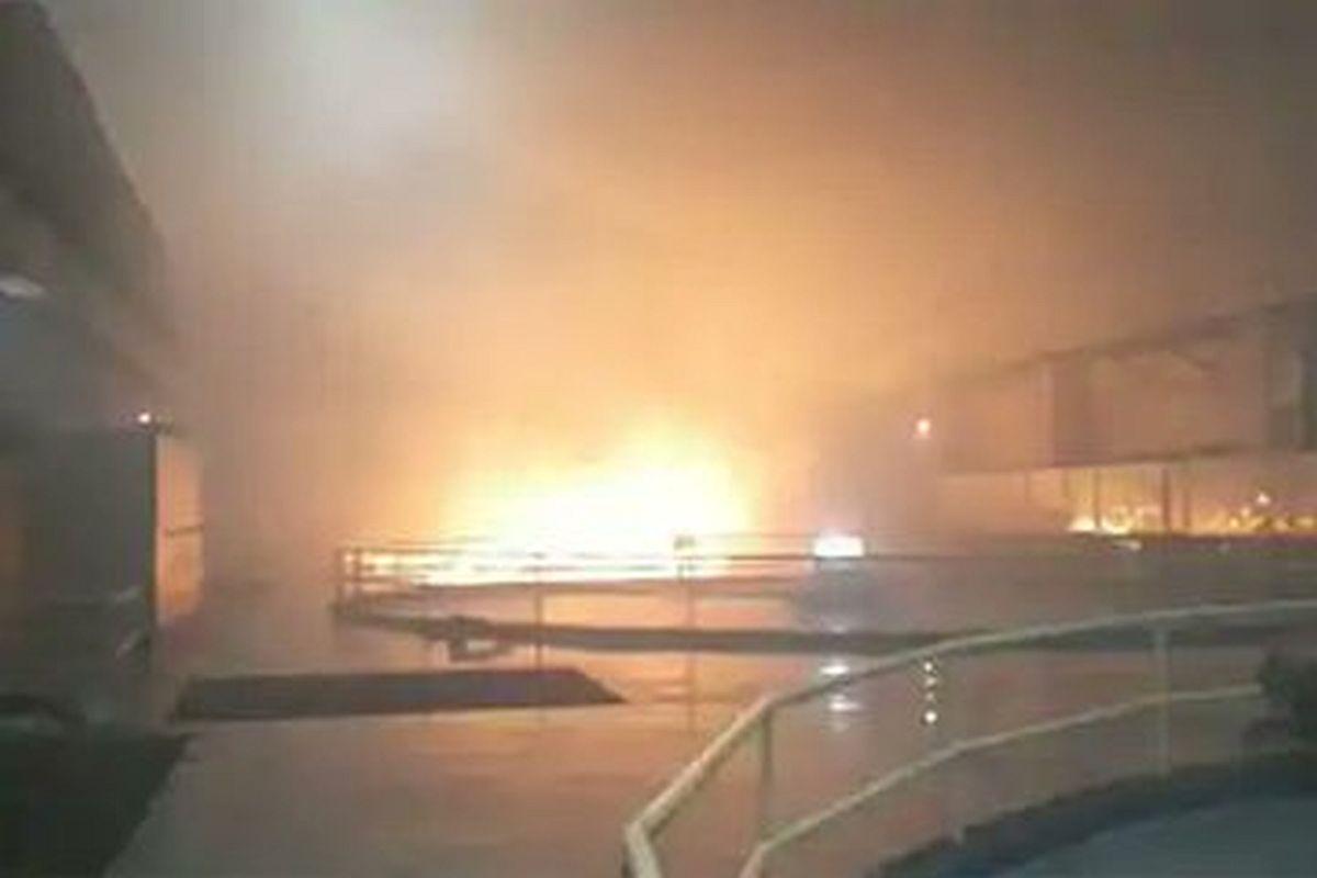 Nine killed in major fire in Telanganas Srisailam hydel power plant