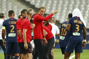 'I am proud and happy,' PSG manager Thomas Tuchel after winning French League Cup