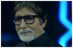 Amitabh Bachchan hints at new beginnings
