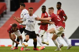 Europa League: Manchester United beat LASK 2-1 to move to quarterfinals on 7-1 aggregate