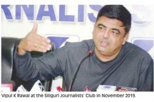 Fighting Bollywood nepotism, Vipul K Rawal way