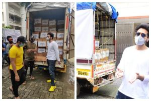 Jackky Bhagnani extends his support to 600 dancers' families of AIFT and EDA