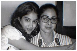 Sridevi's birth anniversary: Daughter Janhvi Kapoor remembers mother with throwback photo