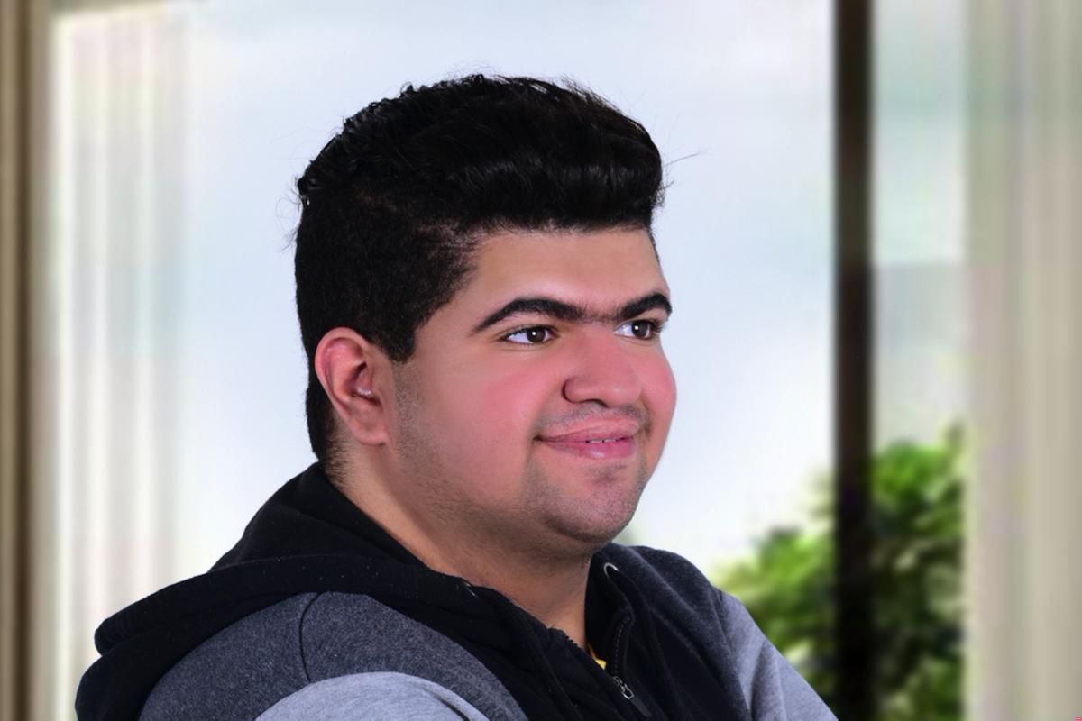 Ali Adel, International Actor, Egyptian actor