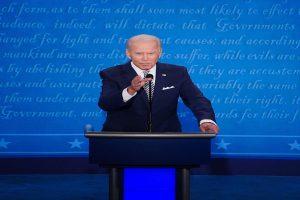 Will you shut up, man: Personal attacks rule 1st Trump-Biden debate