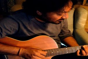 Artist Amartya Bobo Rahut on creating music amid pandemic