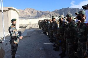 BSF chief visits strategic Chicken Neck along Pakistan border, reviews situation
