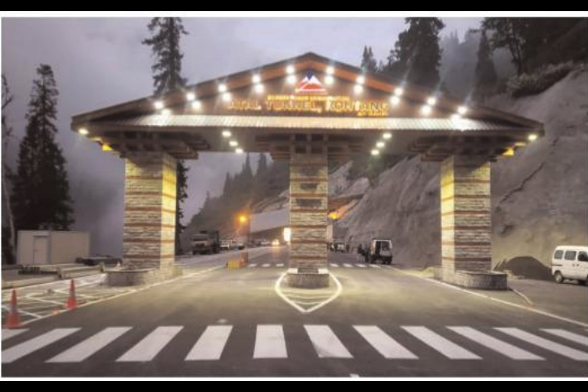 Atal Tunnel Rohtang, Prime Minister Narendra Modi, HP Chief Minister Jai Ram Thakur, Inauguration, information and public relations,