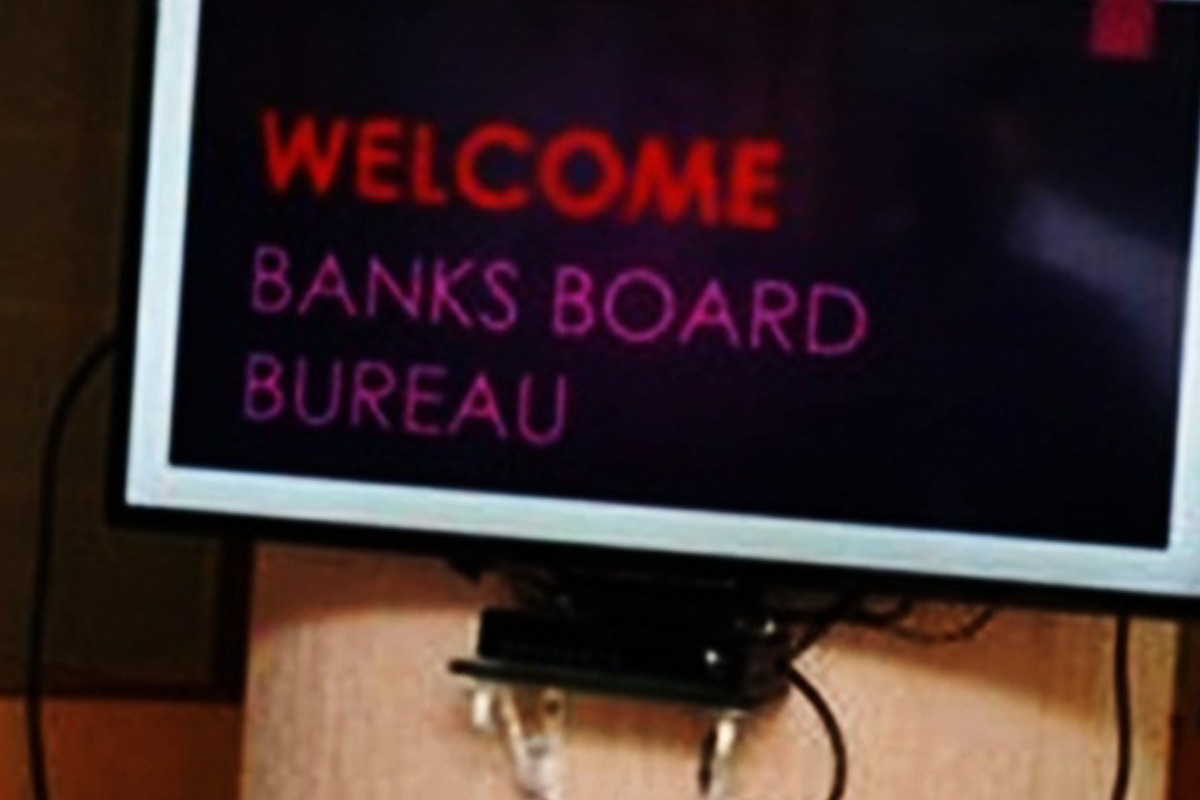Banks Board Bureau, BBB, Bank Executive Directors