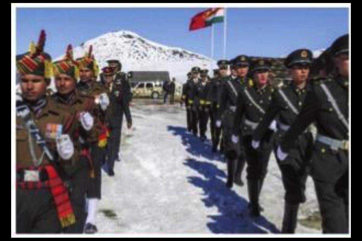 China, Pangong Tso Lake, Eastern Ladakh, European think-tank, Line of Actual Control (LAC),
