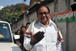 Increase infrastructure spending to revive economy: Chidambaram