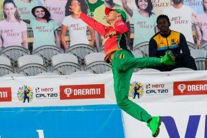 Caribbean Premier League: Guyana Amazon Warriors end title defense of Barbados Tridents