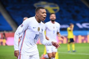 Kylian Mbappe tests COVID-19 positive, set to miss France's Nations League match against Croatia