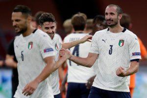 Nations League: Italy continue two-year unbeaten run; Poland, Bosnia and Herzegovina win