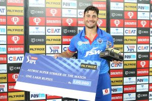 "IPL 2020: Delhi Capitals star Marcus Stoinis wishes to have ""lot of fun"""