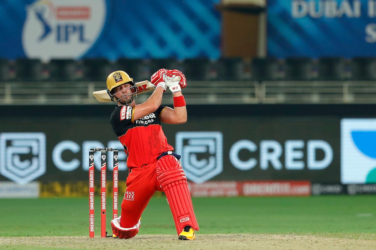IPL 2020: AB de Villiers 'surprised himself' with half-century against  Sunrisers Hyderabad