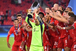 Bayern Munich set new European record with UEFA Super Cup victory over Sevilla