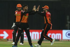 IPL 2020: All-round performance sees Sunrisers Hyderabad beat Delhi Capitals to register first win