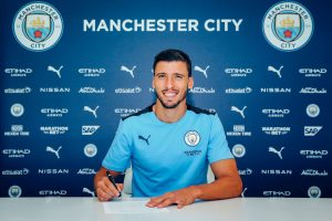 Manchester City completes signing of Ruben Dias from Benfica