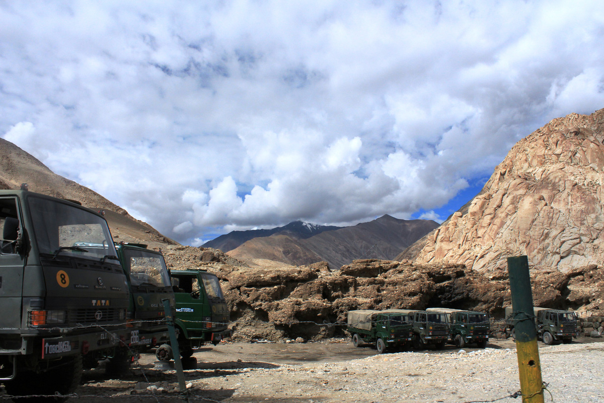 Line of Actual Control, LAC, Eastern Ladakh