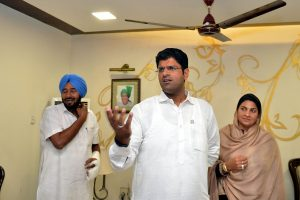 After Harsimrat Kaur Badal's move, pressure mounts on Dushyant Chautala in Haryana to resign