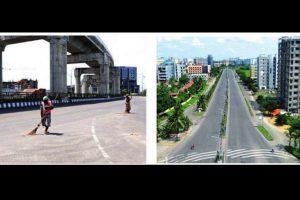 Lockdown: Normal life comes to grinding halt In Bengal