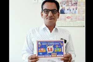 Haryana sweet shop owner wins `1.5 cr lottery