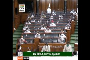 Opposition members boycott Lok Sabha proceedings in protest against farm bills, suspension of Rajya Sabha MPs