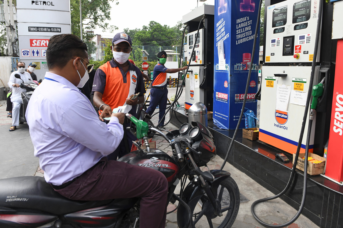 Diesel rates, petrol rates, fuel prices