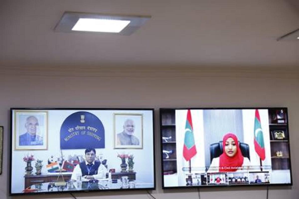 India, Maldives, direct cargo ferry service, Tuticorin, Narendra Modi