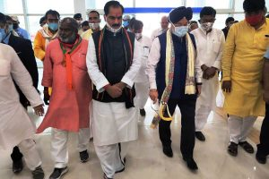 Bookings for daily flights from Darbhanga to start by month end