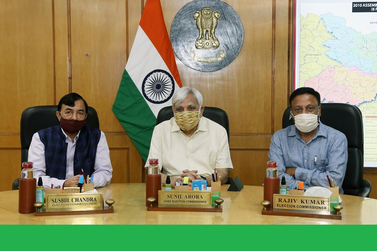 ECI, Election Commissioner, Rajiv Kumar, Chief Election Commissioner, CEC, EC