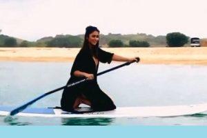 Ileana reveals how she runs away from responsibilities