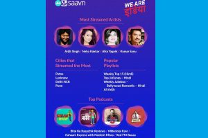 JioSaavn rolls out 'We Are India' campaign