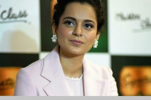Kangana Ranaut reacts to Sanjay Raut's abusive comment