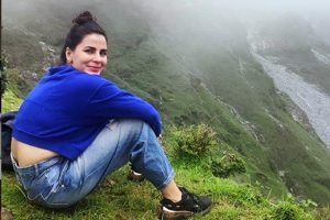 Kirti Kulhari feels blessed to travel amid pandemic