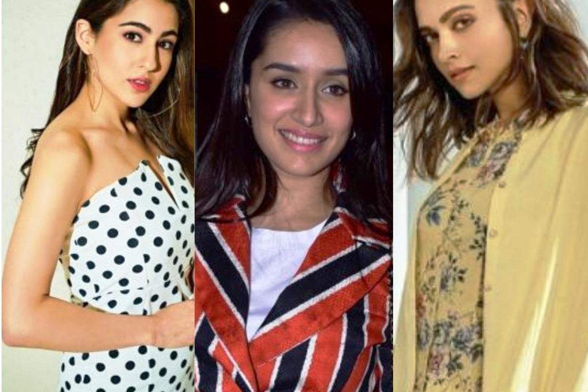 Sushant Singh Rajput case, Bollywood drug angle, Deepika Padukone, Sara Ali Khan, Shraddha Kapoor, drug abuse probe, Narcotics Control Bureau (NCB),